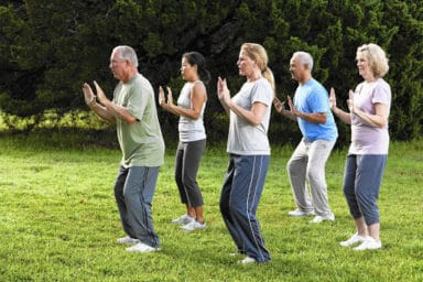 Meditative Movement Tai Chi
