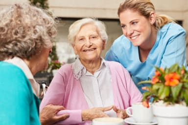 Seniors have the best time in personal care communities