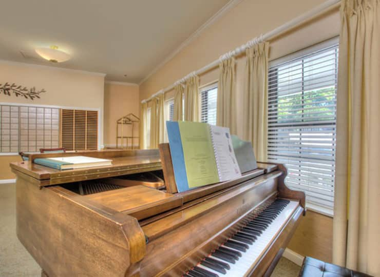 Morningside Of Raleigh Piano