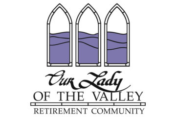 Our Lady of the Valley logo