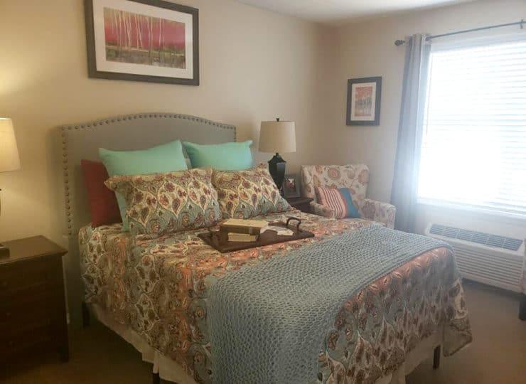 Brookdale Smithfield Bedroom