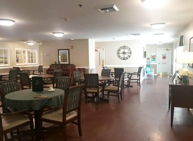 Brookdale Smithfield Dining Room