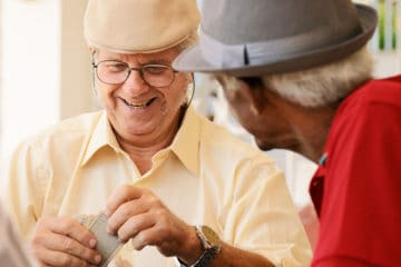 Durham Center For Senior Life Playing Cards