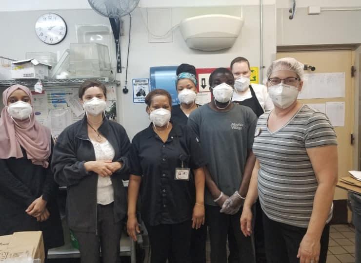 Mayfair Village Nursing Care Staff