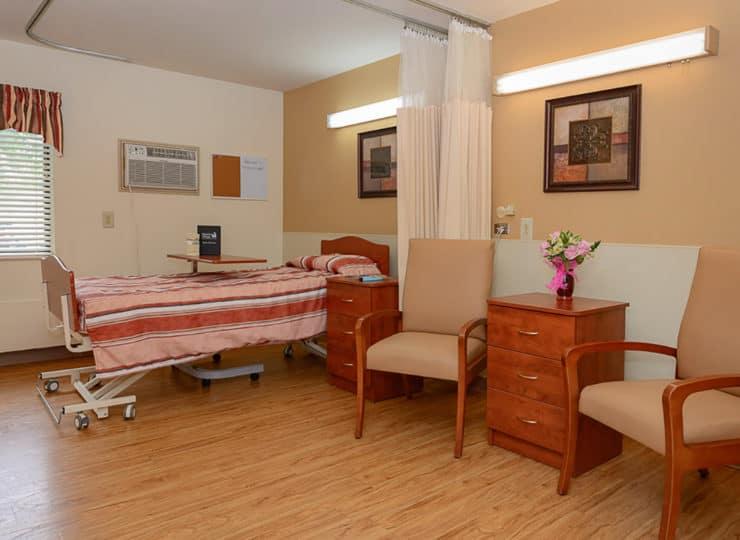 Mayfair Village Nursing Center Rehab Room