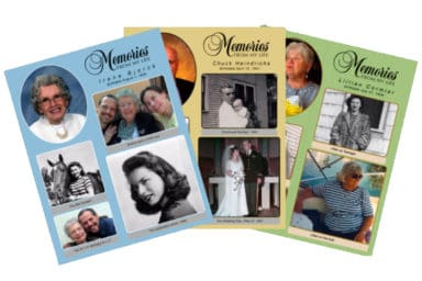 Memories From My Life Posters
