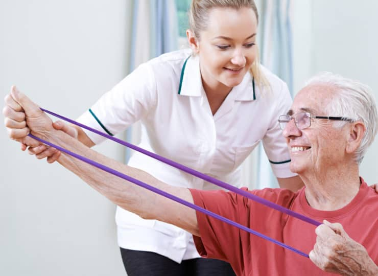 Swift Creek Health Center Caregiver and GentlemanRehab