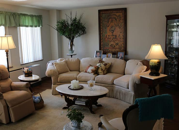 Friendship Assisted Living Suite