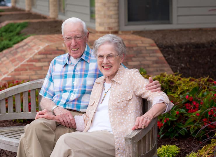 Friendship Independent Living Happy Couple