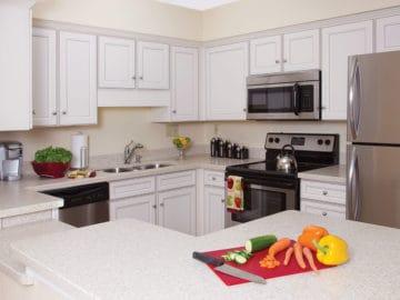 Friendship Independent Living Kitchen