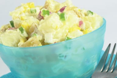Potato salad recipe from Grandma Rachel