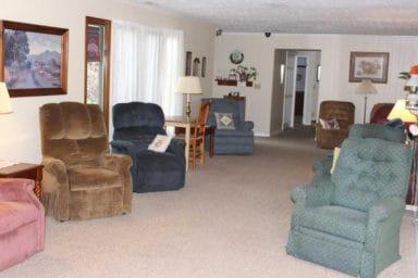 Ashley Manor interior