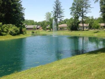 Friends Care Community Pond