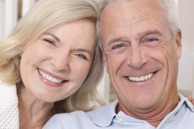 Gentle Dentist Smiling Couple