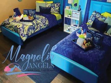 Magnolia Angels Bedroom