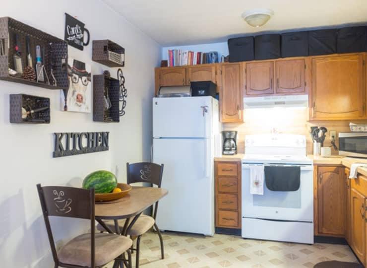 Northtowne Senior Living Kitchen