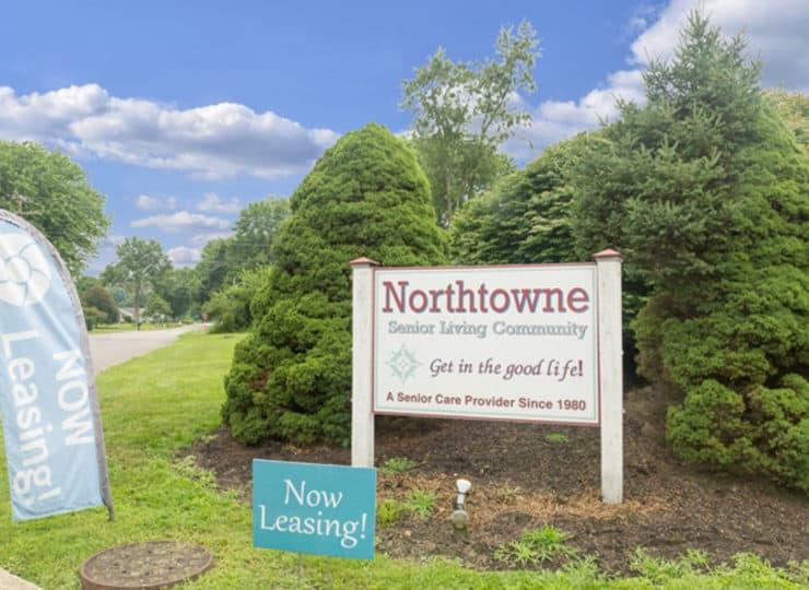 Northtowne Senior Living Sign