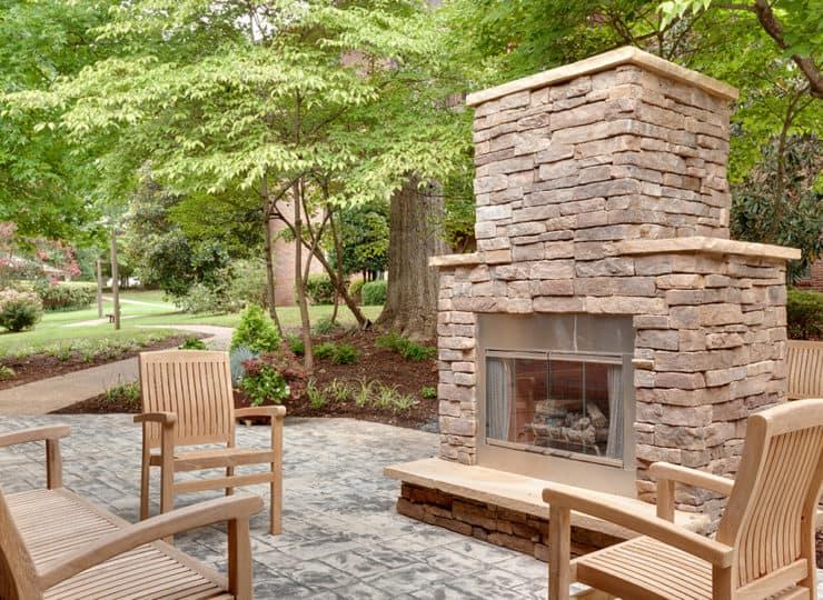 The Oaks At Whitaker Glen Firepit