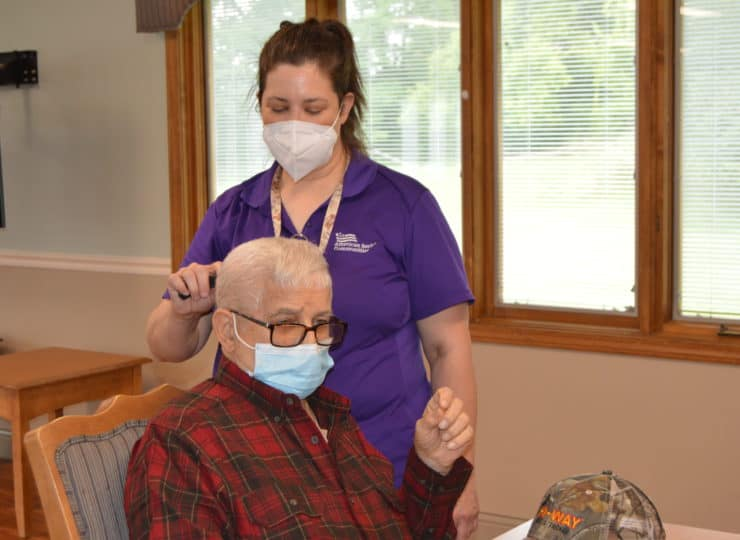 American Senior Communities Personal Care