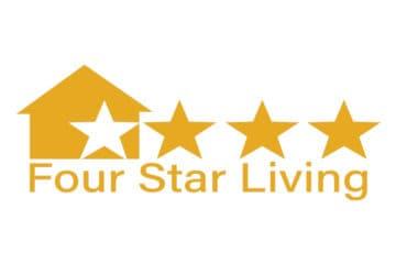Four Star Living logo