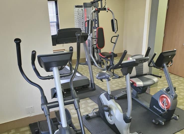 Goodwin Plaza Senior Apartments Fitness Center