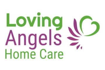 Loving Angels Home Care Logo