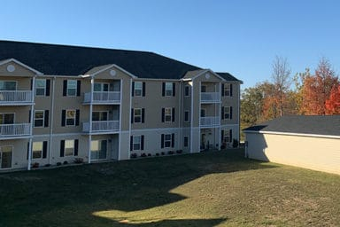 Sycamore Creek Senior Apartments Exterior
