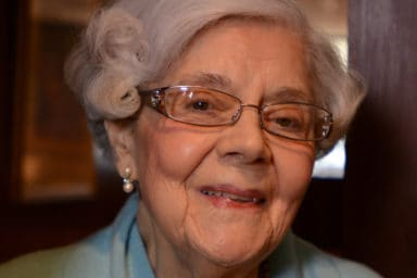 Beatrice Lea of Maple Knoll Village