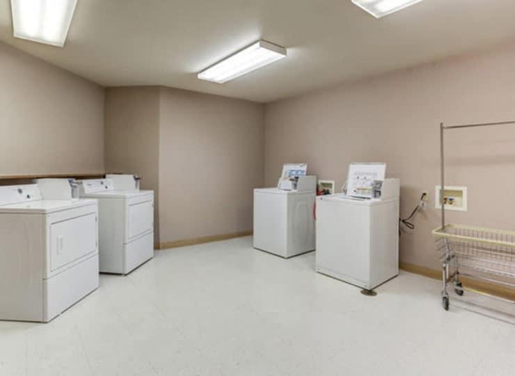 Parkview Senior Apartments Laundry Room