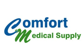 Comfort Medical Supply logo