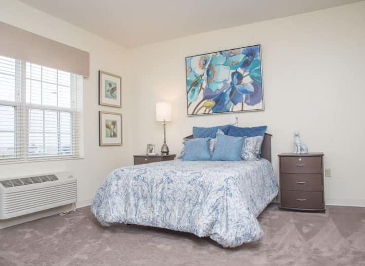 Gateway Springs Health Campus Bedroom