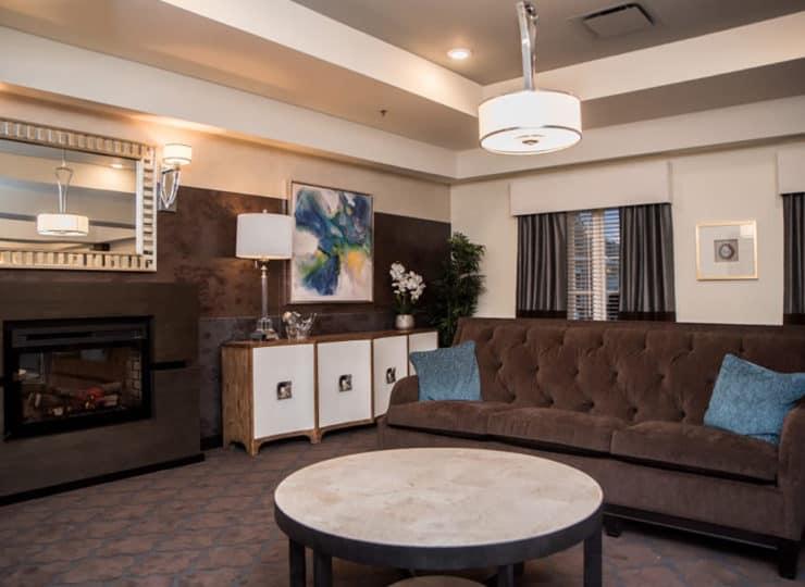 Gateway Springs Health Lobby