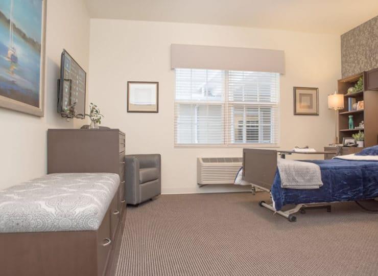 Gateway Springs Health Rehab Room