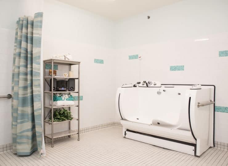 Gateway Springs Health Special Bathing