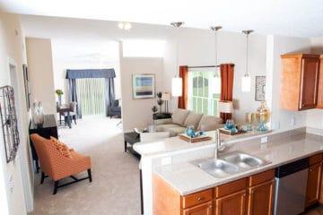 Redwood Senior Living Newark interior