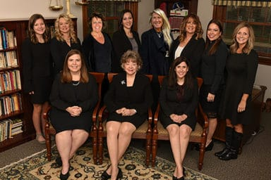 Roberson Law Team Photo