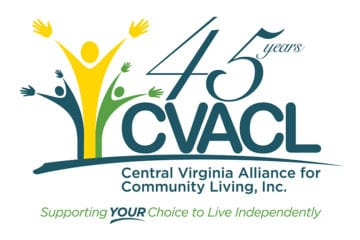 Central Virginia Alliance for Community Living Logo