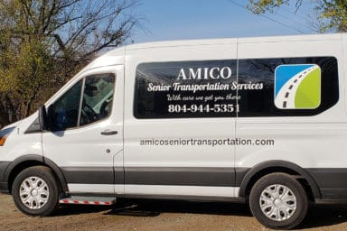 Amico Senior Transportation Van