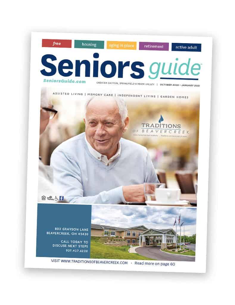Seniors Guide Dayton cover