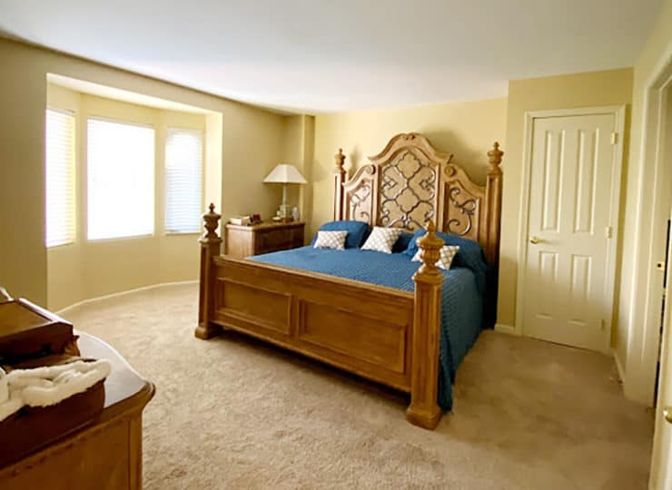 The Wellington at North Bend Crossing Bedroom