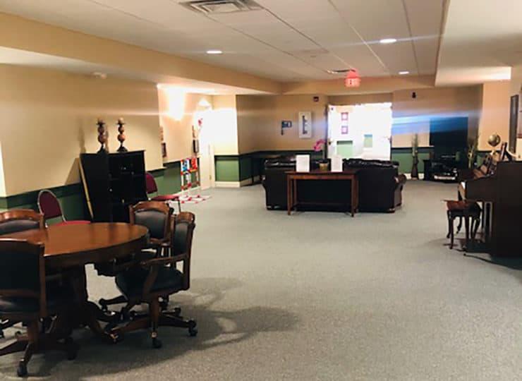Woodlands of Hamilton Activity Room
