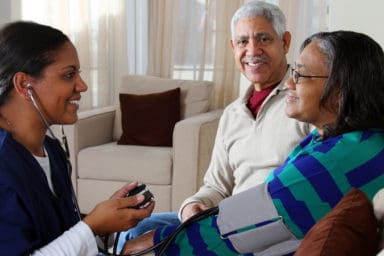 Seniors aging in place wondering what does home care do?