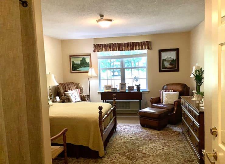Brookdale Danville Piedmont Private Room