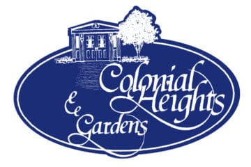 Colonial Heights and Gardens Logo
