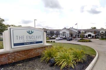 Enclave of Springboro community