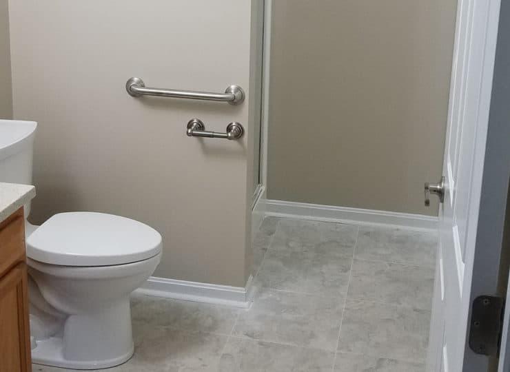 Timber Woods Bathroom