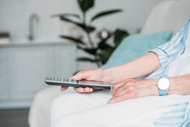 Habits that increase risk of cancer include TV