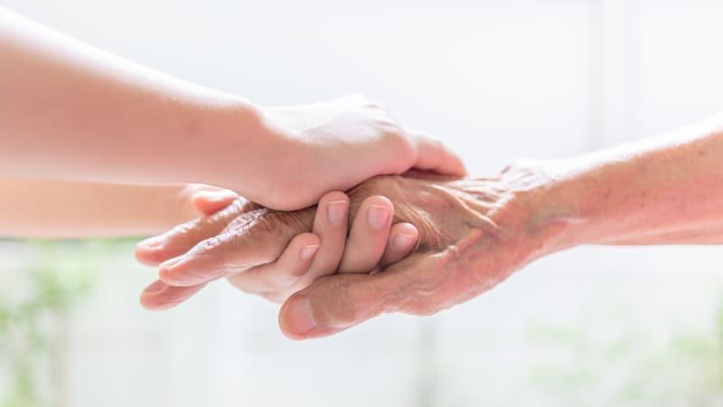Caregiving from Tony Hall