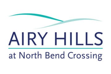 Airy Hills at North Bend Crossing logo