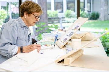 Baker Hunt Art and Cultural Center profile image